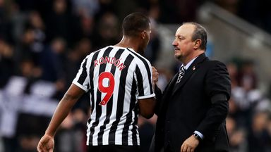 Rafa: My future will affect Rondon's
