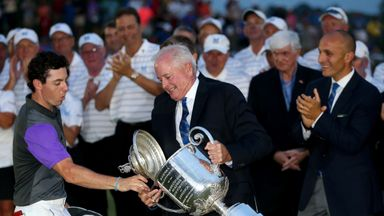 PGA flashback: Rory's trophy catch