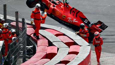What went wrong for Ferrari?