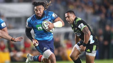 Centre battle: Nonu v Laumape
