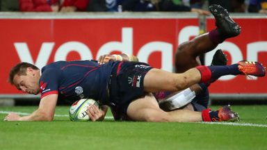 Best tries as Rebels beat Reds