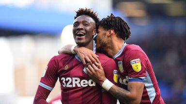Villa loan stars dream of Wembley glory