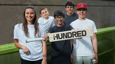 'The Hundred will help grow the game'