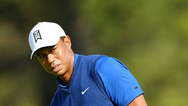 Tiger's first round highs and lows