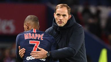 Tuchel: Mbappe knows what he's doing