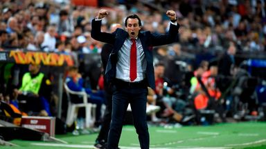 Emery: Europa League spirit is growing