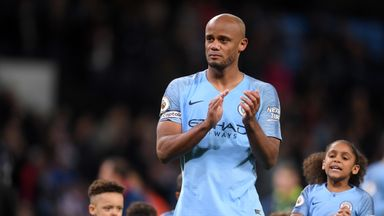 Can Kompany be replaced at City?