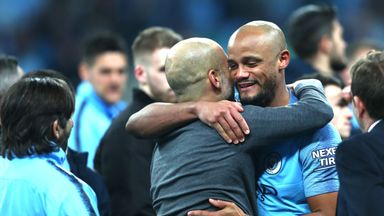 Kompany: I'm as driven as Guardiola