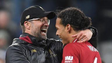 Klopp has 'maximised Liverpool's squad'