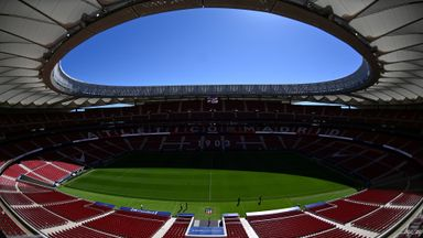 'Magnificent venue for CL final'