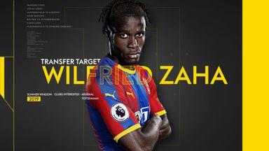 Transfer Target: Wilfried Zaha