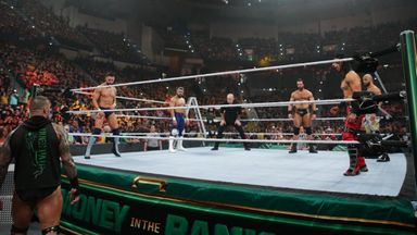 Shock return at Money in the Bank!