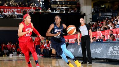 WNBA: Sun 75-78 Dream