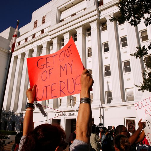 Alabama senate passes a near-total abortion ban with no exceptions for rape or incest