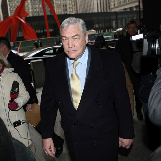 Conrad Black: I'll Keep My Seat In The Lords