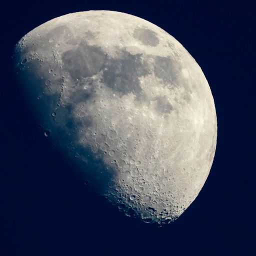 Rust discovered on moon - and Earth could be responsible