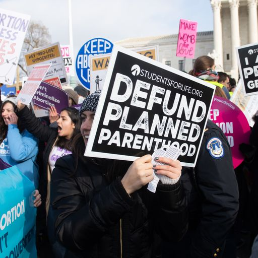 'Defend our rights to abortion'