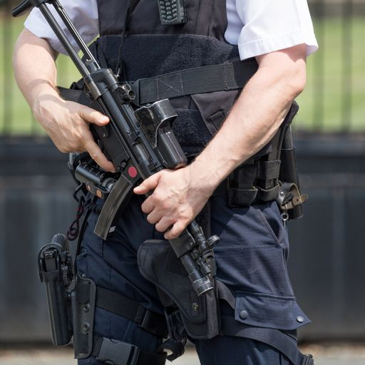 Facebook to use firearms video from Met Police to detect live-streamed terror attacks