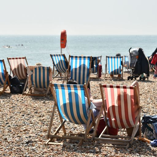 Britons urged to check on neighbours as temperatures soar