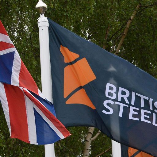 Why the UK steel industry is facing another fight for survival