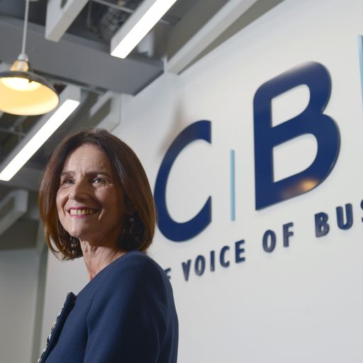 CBI warns Tory leadership hopefuls against no-deal
