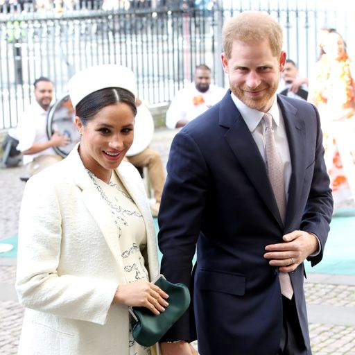 Duchess Of Sussex: Meghan Goes Into Labour With Her First