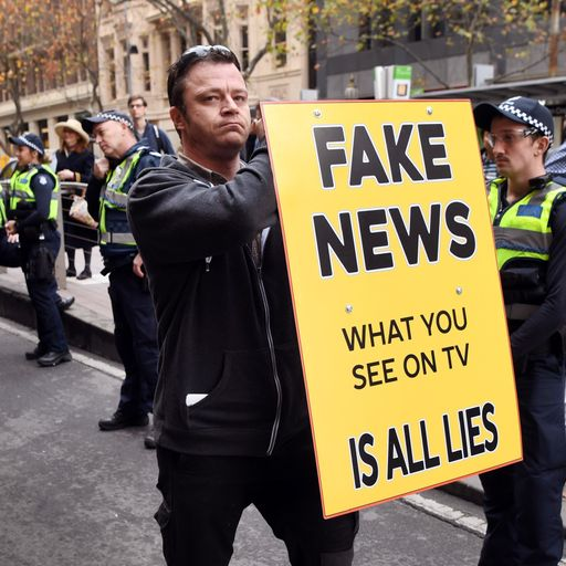 Sky Views: Fake news mantra has power to damage investigative journalism