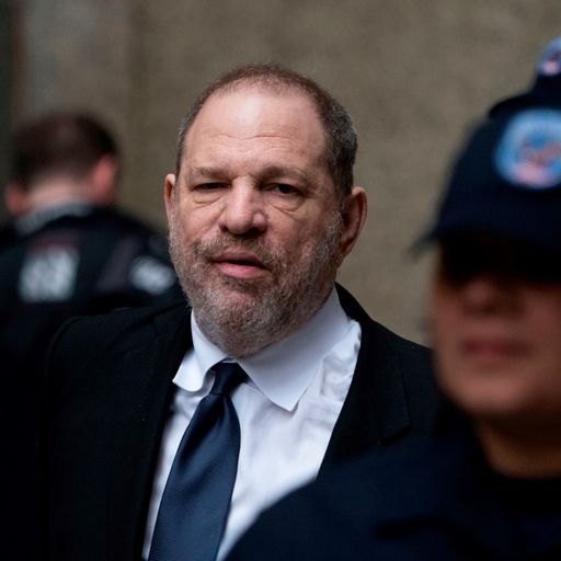 The shocking Harvey Weinstein story may soon take another twist
