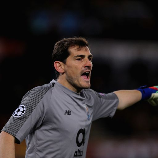 Casillas 'stable and well' after heart attack at 37
