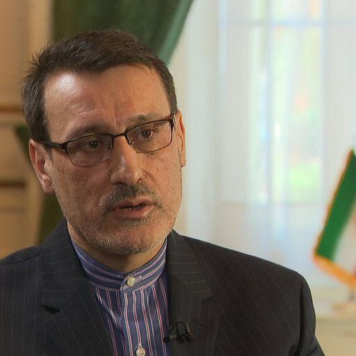 'Don't test us': UK's Iranian ambassador Hamid Baeidinejad issues warning to US