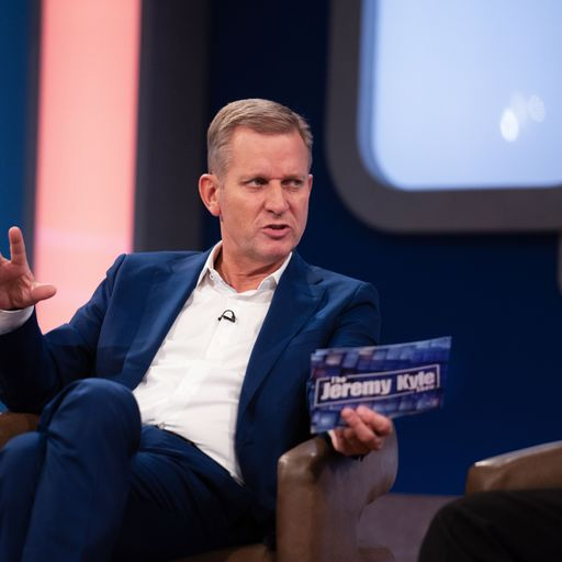 Jeremy Kyle Show 'treated guests immorally' - Sky Data poll