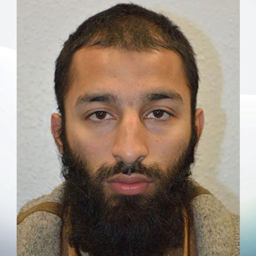 Attacker wiped knife on beard in 'chilling gesture'