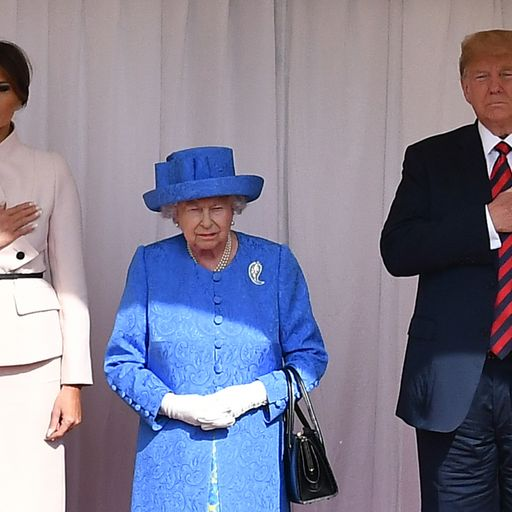 Donald Trump's state visit: Your ultimate guide