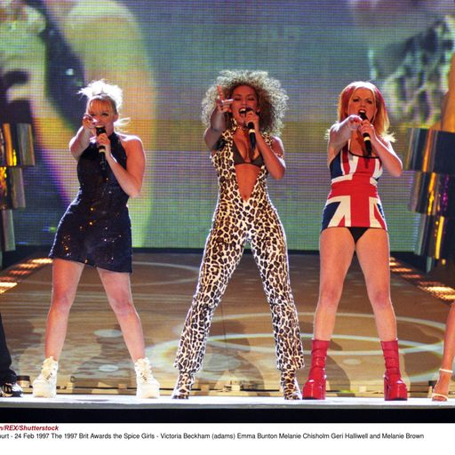 Spice Girls: The history of girl power in pictures