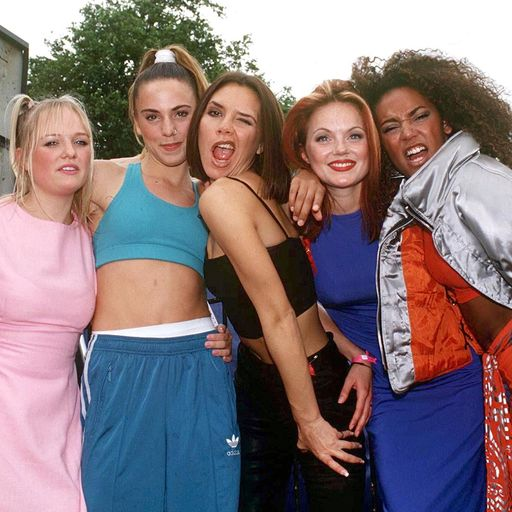 Viva Forever: Spice Girls history in pictures