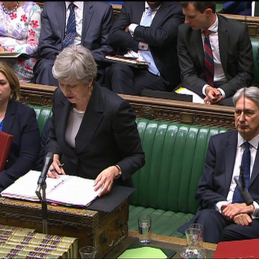Theresa May 'isolated and lonely'