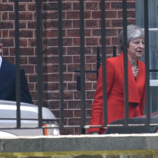 Theresa May shows her human side - but it was too late