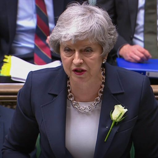 Tory MP tells Theresa May she has 'failed' on Brexit and should quit