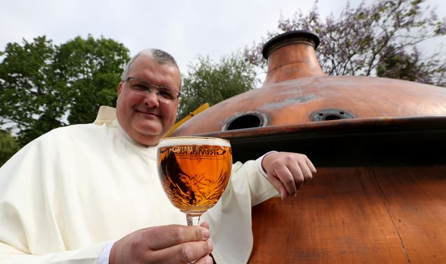 Monks to resurrect 'lost' beer from 12th century - it's 10.8%