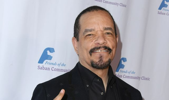 Rapper Ice T 'nearly shot' an Amazon delivery driver