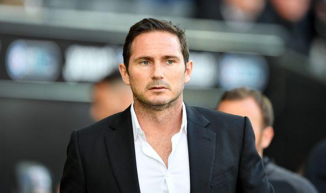 Frank Lampard remains part of long-term Derby plans, insists owner Mel Morris