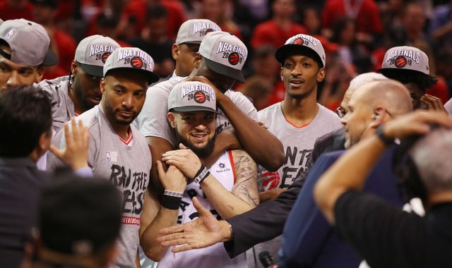 Kawhi Leonard leads Toronto Raptors to maiden NBA Finals by beating Milwaukee Bucks