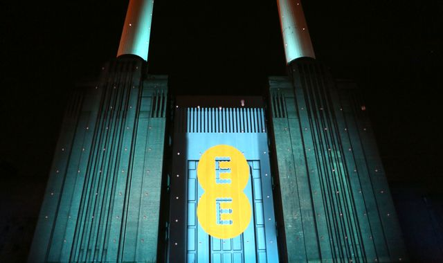 EE stops selling new Huawei phones as it launches UK's first 5G network