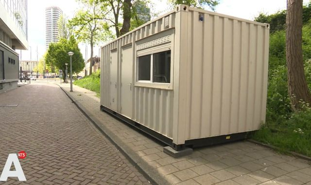 Amsterdam tourist unwittingly pays for shipping container in Airbnb booking