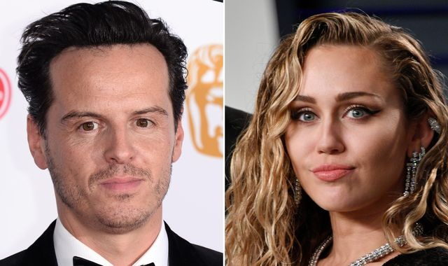 Fleabag's 'hot priest' Andrew Scott and Miley Cyrus to star in new Black Mirror series