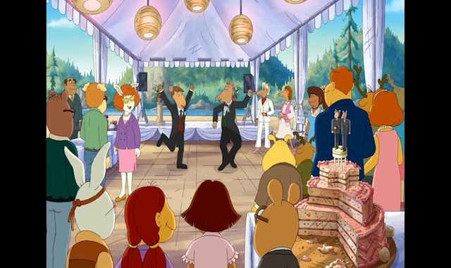 Alabama TV station refuses to broadcast Arthur episode over gay wedding scene