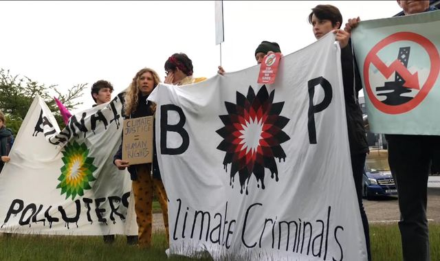 Beyond the protests, BP starts a new era - but how far does it go?