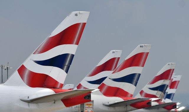 British Airways faces record $230 million fine