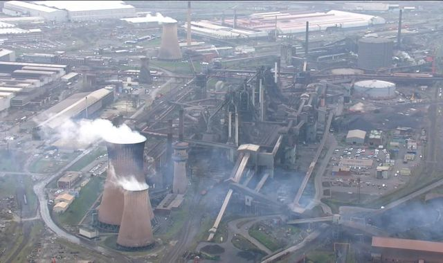 British Steel seeks new £75m taxpayer loan to avert collapse
