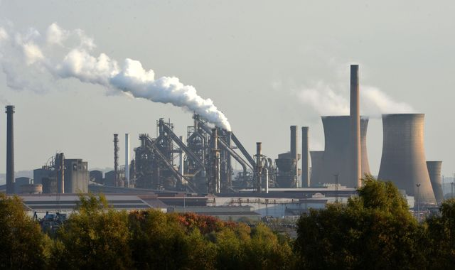British Steel poised for rescue by China's Jingye Group saving thousands of jobs
